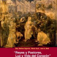 """""""REYES Y PASTORES,  LUZ Y VIDA DEL CORAZÓN""""     Seminario artístico de pintura a la acuarela. Navidad 2016"""