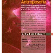 Seminario Antroposofía – fin de semana